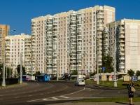 Марьино район, улица Братиславская, дом 5. многоквартирный дом