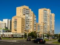 Марьино район, улица Братиславская, дом 6. многоквартирный дом
