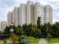 Марьино район, улица Братиславская, дом 6 к.1. многоквартирный дом