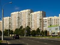 Марьино район, улица Братиславская, дом 8. многоквартирный дом