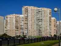 Марьино район, улица Братиславская, дом 10. многоквартирный дом