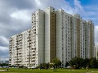Марьино район, улица Братиславская, дом 11. многоквартирный дом