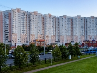 Марьино район, улица Братиславская, дом 14. многоквартирный дом