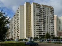 Марьино район, улица Братиславская, дом 15 к.2. многоквартирный дом