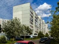 Марьино район, улица Братиславская, дом 16 к.3. многоквартирный дом