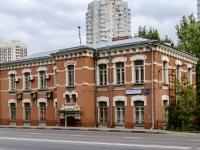 район Марьино, улица Верхние Поля, дом 16. офисное здание