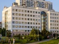район Марьино, улица Верхние Поля, дом 34 к.4. поликлиника Городская поликлиника №19