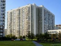 район Марьино, улица Верхние Поля, дом 36 к.2. многоквартирный дом