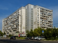 , Ln Lugovoy, house 1/8. Apartment house