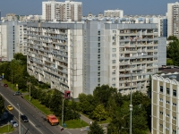 , Ln Lugovoy, house 3. Apartment house