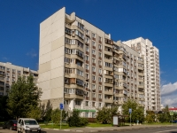 , Ln Lugovoy, house 4 к.1. Apartment house