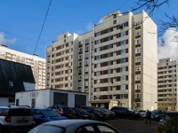 , Ln Lugovoy, house 4 к.3. Apartment house