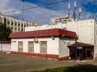 проезд Луговой, дом 5 к.1. офисное здание