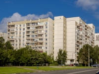 , Ln Lugovoy, house 6. Apartment house