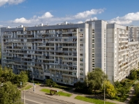 , Ln Lugovoy, house 7. Apartment house