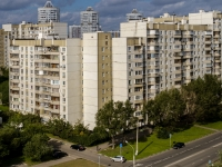 , Ln Lugovoy, house 8 к.1. Apartment house