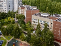 , Ln Lugovoy, house 9 к.2. Apartment house