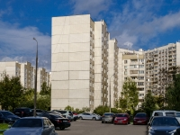 , Ln Lugovoy, house 10 к.1. Apartment house