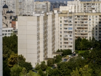 , Ln Lugovoy, house 10 к.2. Apartment house