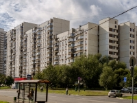 , Ln Lugovoy, house 12 к.1. Apartment house