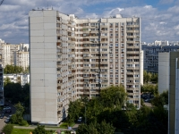 , Ln Lugovoy, house 12 к.2. Apartment house