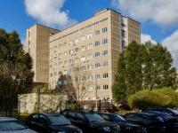 район Марьино, улица Новомарьинская, дом 2. поликлиника №36