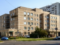 район Марьино, улица Новомарьинская, дом 3. поликлиника Детская городская поликлиника №150