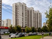 район Марьино, улица Новомарьинская, дом 4. многоквартирный дом