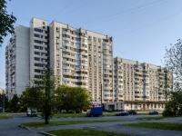 район Марьино, улица Новомарьинская, дом 5. многоквартирный дом