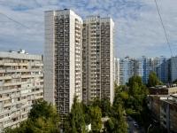район Марьино, улица Новомарьинская, дом 10 к.1. многоквартирный дом