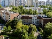 район Марьино, улица Новомарьинская, дом 10 к.2. многоквартирный дом