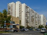 район Марьино, улица Новомарьинская, дом 11 к.1. многоквартирный дом
