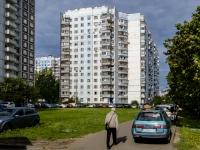 район Марьино, улица Новомарьинская, дом 12/12 К1. многоквартирный дом