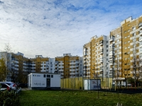 район Марьино, улица Новомарьинская, дом 3 к.2. многоквартирный дом