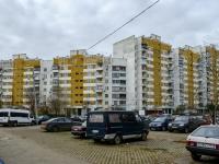 район Марьино, улица Новомарьинская, дом 3 к.3. многоквартирный дом