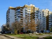 район Марьино, улица Новомарьинская, дом 5 к.1. многоквартирный дом
