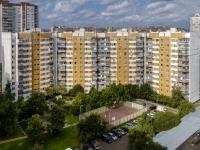 Марьино район, улица Поречная, дом 3 к.2. многоквартирный дом