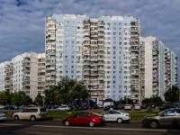 Марьино район, улица Поречная, дом 9. многоквартирный дом