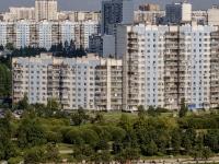 Марьино район, улица Поречная, дом 13 к.1. многоквартирный дом