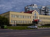 Марьино район, улица Поречная, дом 15. семинария Евроазиатская богословская семинария