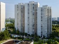 Марьино район, улица Поречная, дом 21. многоквартирный дом