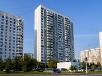 Марьино район, улица Поречная, дом 27 к.1. многоквартирный дом