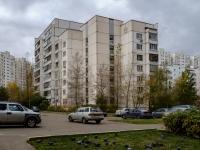 Марьино район, улица Поречная, дом 27 к.2. многоквартирный дом