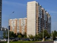 район Марьино, улица Поречная, дом 31 к.1. многоквартирный дом