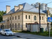 Марьино район, Марьинский бульвар, дом 2 к.3. подворье