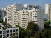 Марьино район, Марьинский бульвар, дом 10. многоквартирный дом