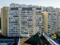 район Марьино, Мячковский бульвар, дом 3. многоквартирный дом