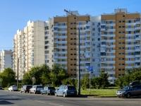 район Марьино, Мячковский бульвар, дом 6. многоквартирный дом