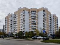 район Марьино, Мячковский бульвар, дом 8. многоквартирный дом