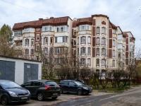 район Марьино, Мячковский бульвар, дом 8 к.2. многоквартирный дом